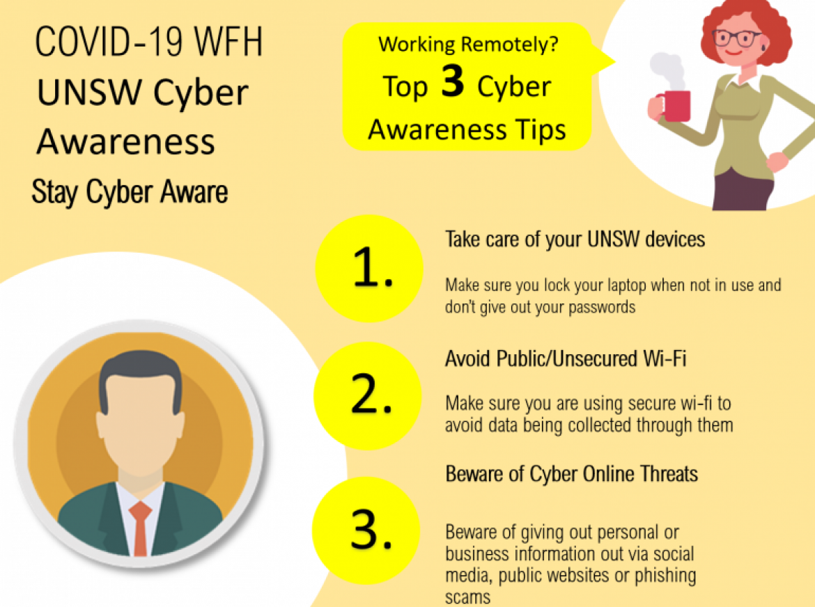 Top 3 Cyber Tips