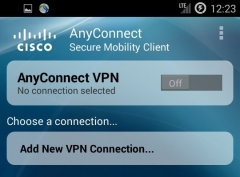 Add New VPN Connection